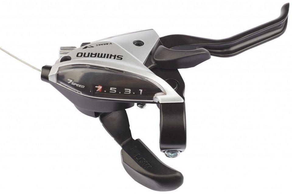 Shimano Schaltung »ST-EF510-2 Schalt-/Bremshebel HR 7-fach«
