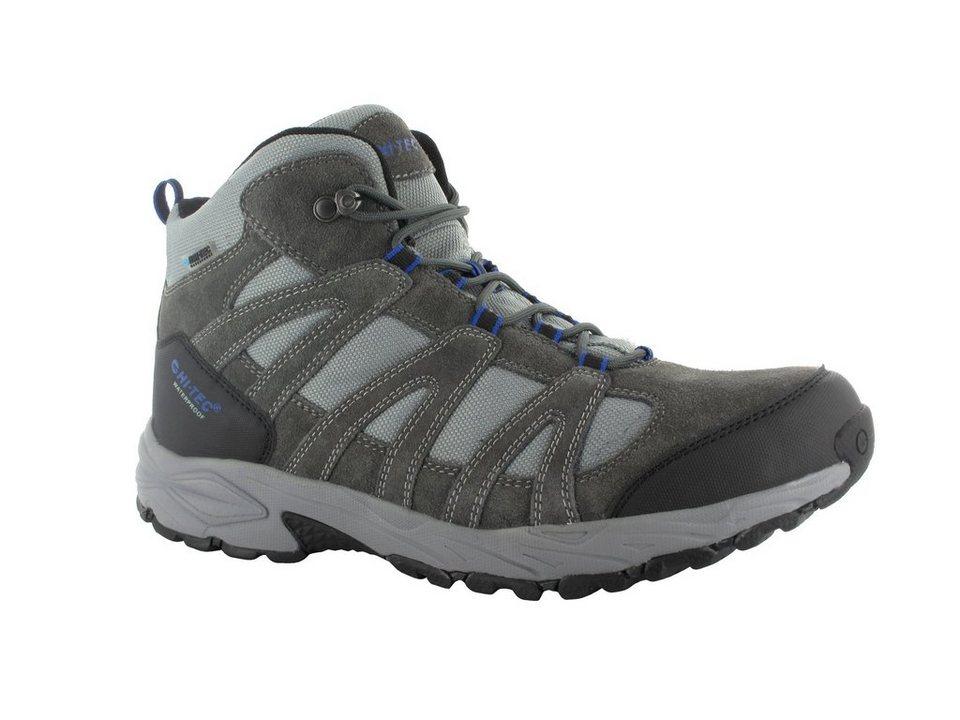 Hi-Tec Kletterschuh »Alto II Mid WP Shoes Men« in grau