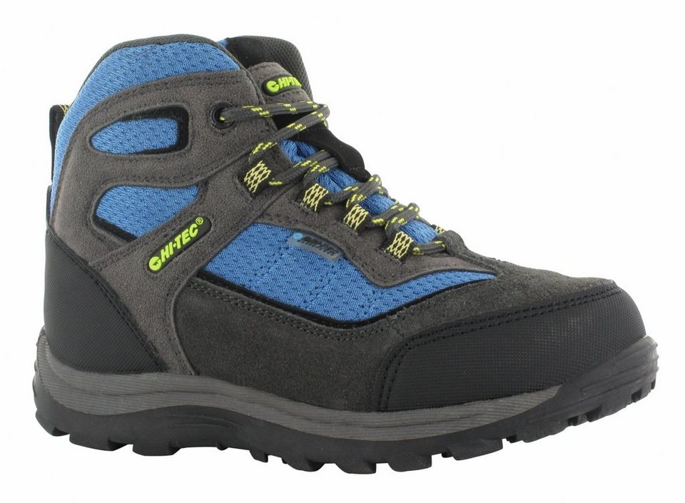 Hi-Tec Kletterschuh »Hillside WP Shoes Boys« in grau