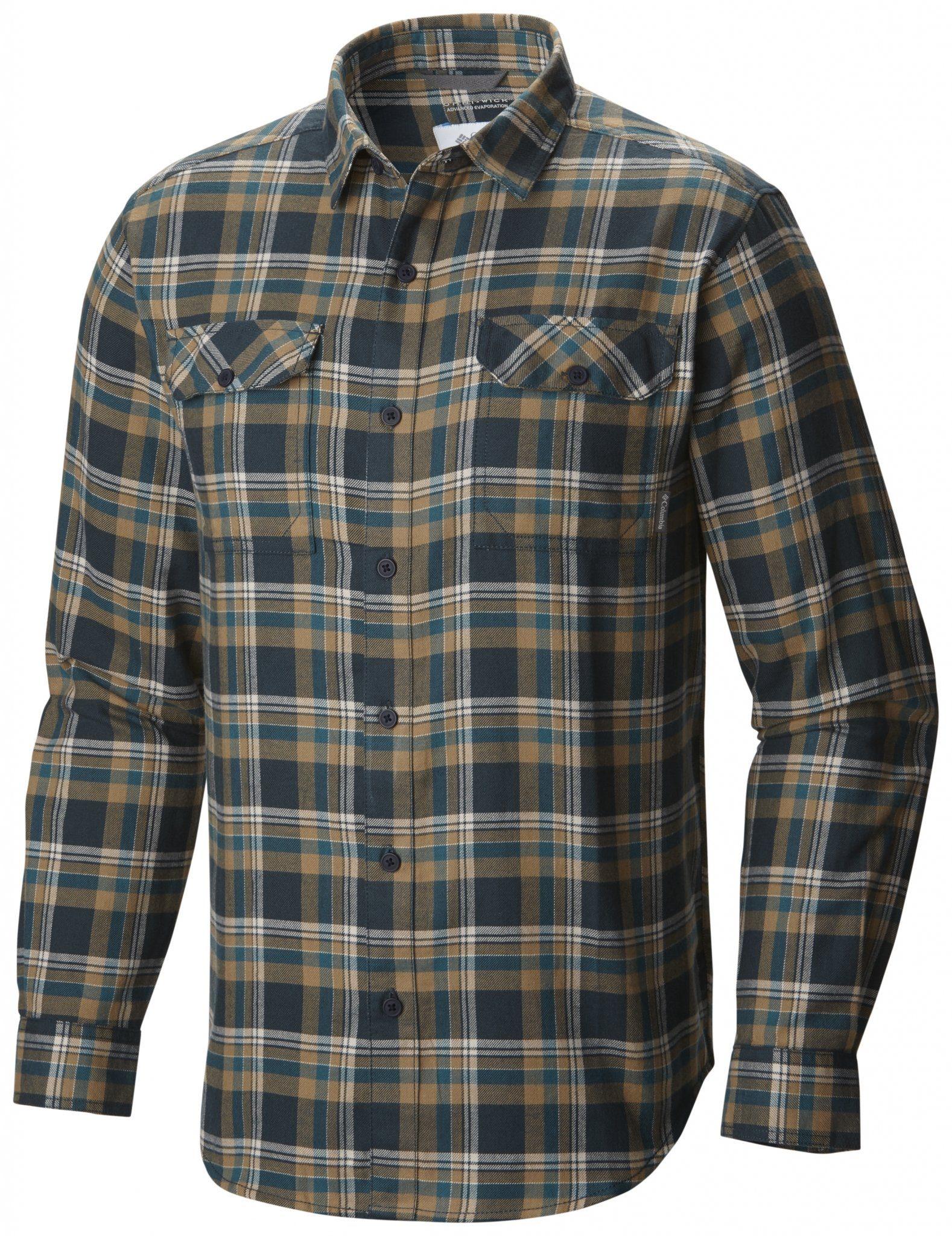 Columbia Hemd »Flare Gun Flannel Long Sleeve Shirt Men«