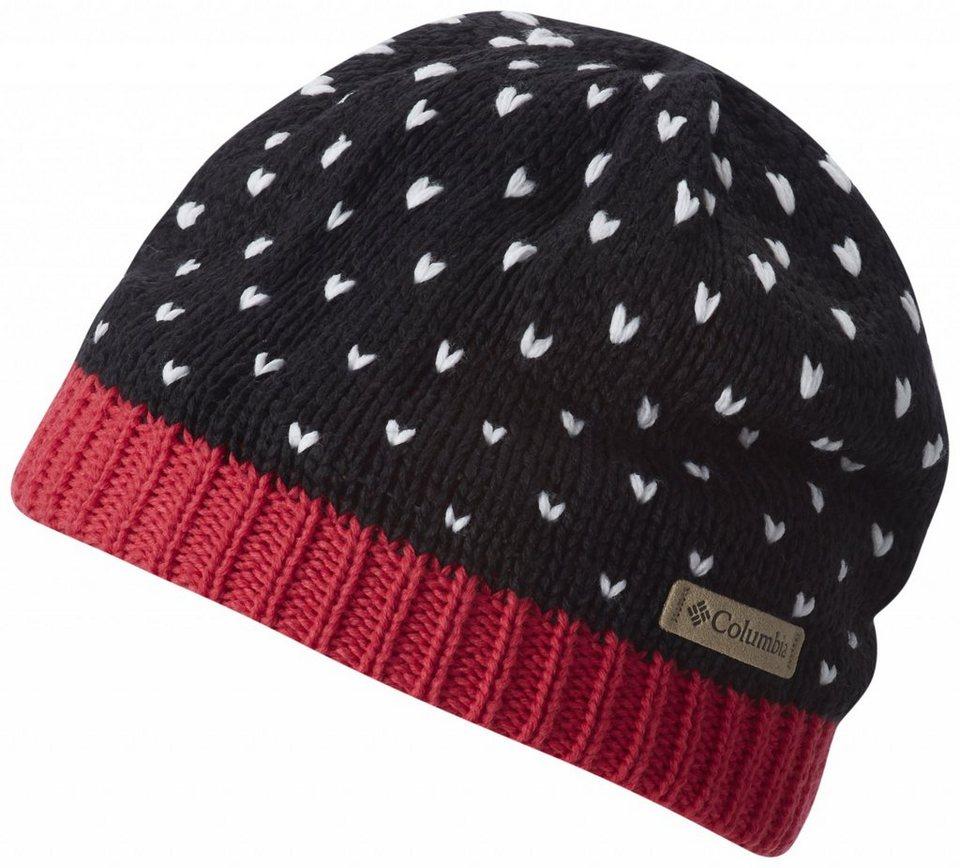 Columbia Mütze »Youth Powder Princess Hat« in schwarz