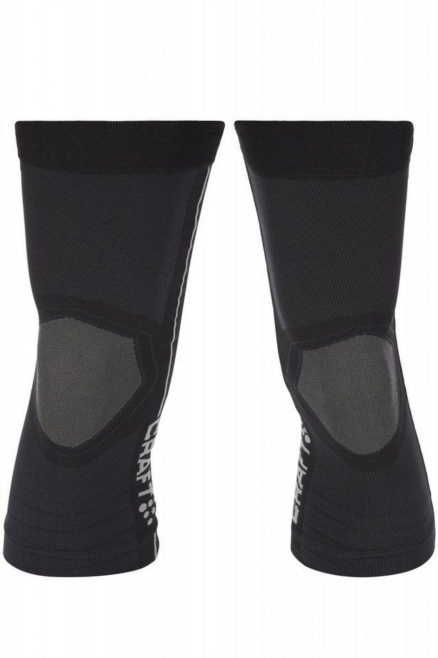 Craft Armling »3D Knee Warmer« in schwarz