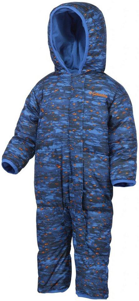 Columbia Sportanzug »Snuggly Bunny Bunting Toddlers« in blau