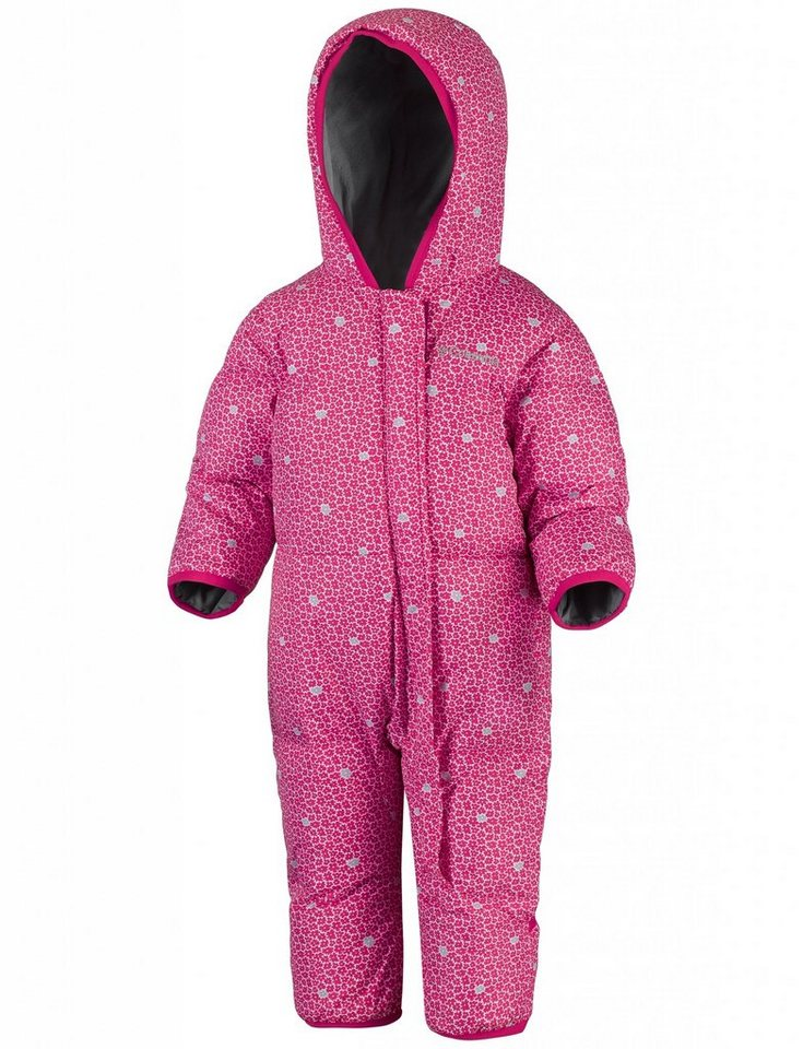 Columbia Sportanzug »Snuggly Bunny Bunting Toddlers« in pink