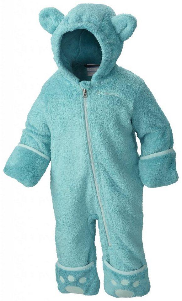 Columbia Sportanzug »Foxy Baby II Bunting« in türkis