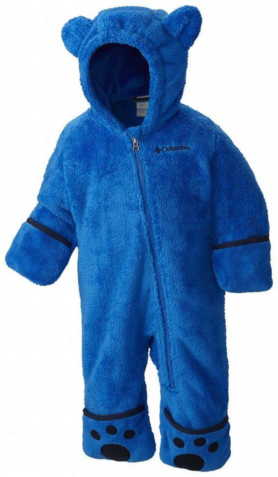 Columbia Sportanzug »Foxy Baby II Bunting« in blau