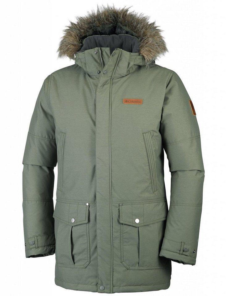 Columbia Outdoorjacke »Timberline Ridge Jacket Men« in oliv