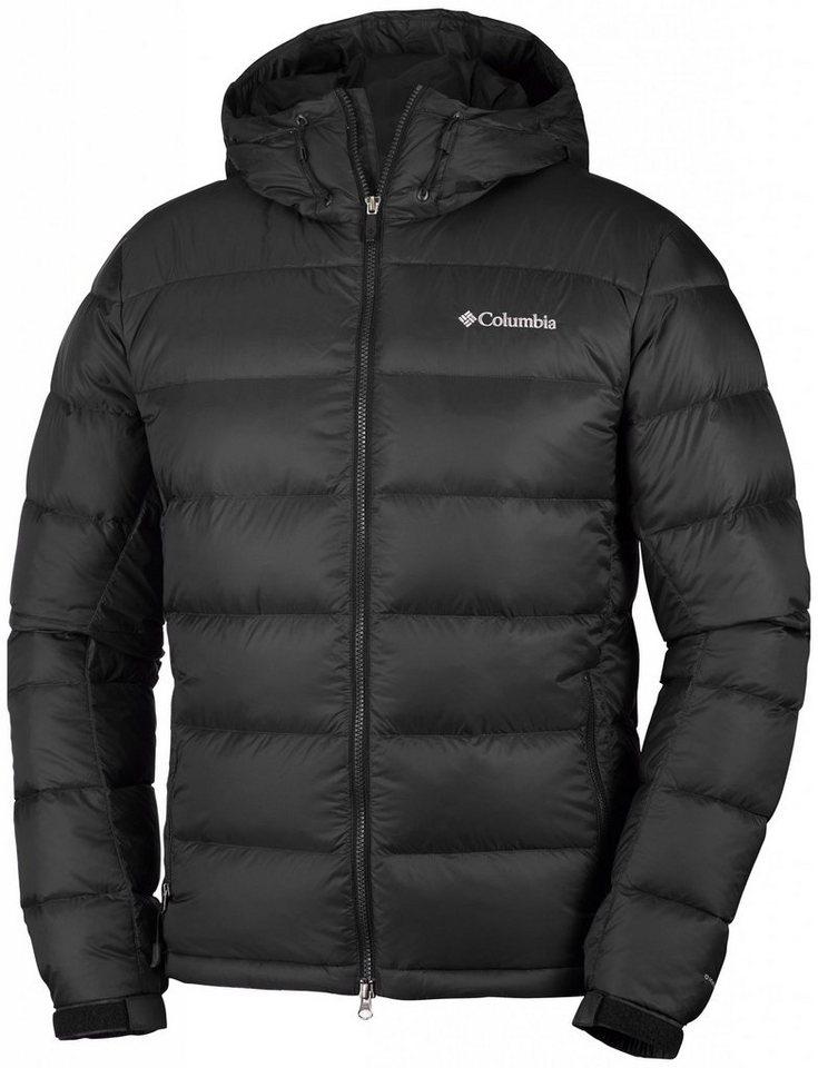 Columbia Outdoorjacke »Quantum Voyage Hooded Jacket Men« in schwarz