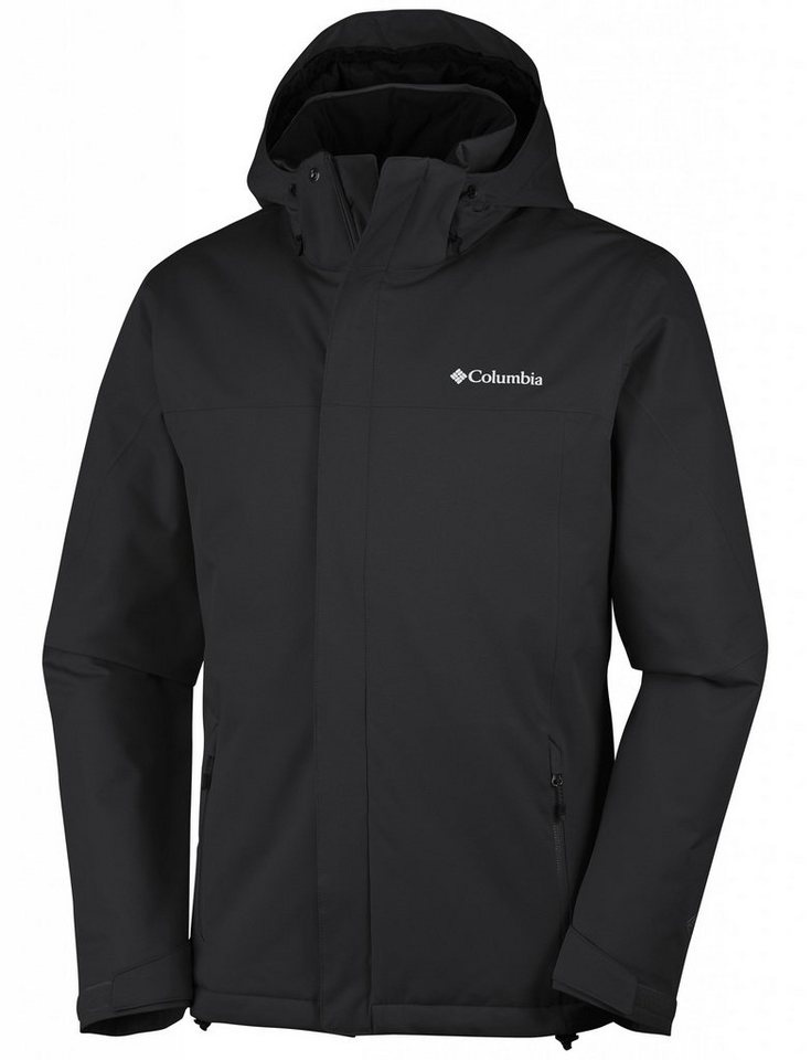Columbia Outdoorjacke »Everett Mountain Jacket Men« in schwarz