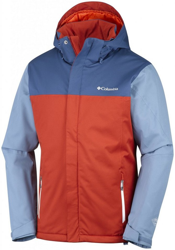 Columbia Outdoorjacke »Everett Mountain Jacket Men« in rot