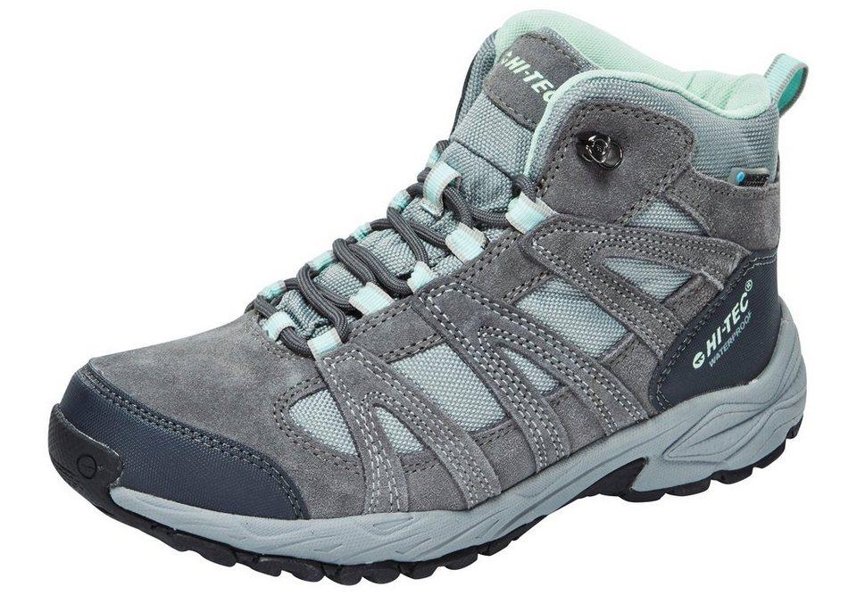 Hi-Tec Kletterschuh »Alto II Mid WP Shoes Women« in grau