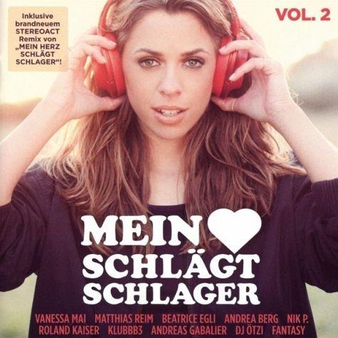 Audio CD »Various: Mein Herz Schlägt Schlager,Vol.2«