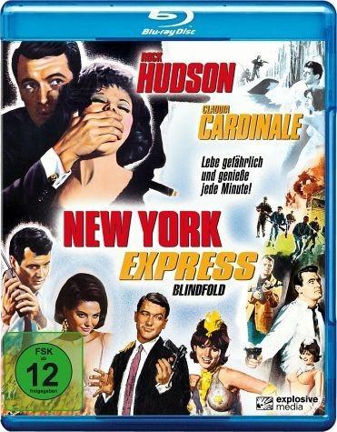 Blu-ray »New York Express«