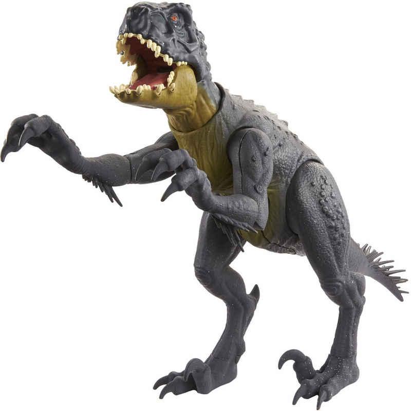 Mattel® Spielfigur »Jurassic World, Kampfaction Scorpios Rex«, mit Sound