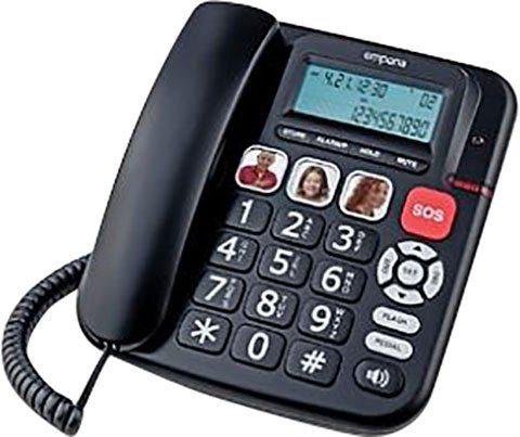 Emporia »KFT19« Festnetztelefon