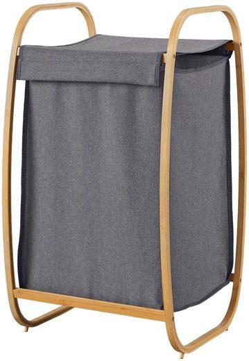 Wäschekorb »Costa Rica«, Wäschebox, 43 cm breit, Bambus