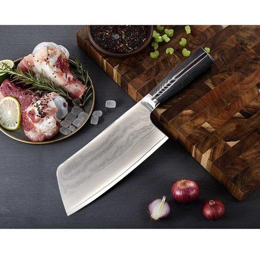 Muxel Hackmesser »Cleaver Knife Das chinesische Hackmesser Scharf«