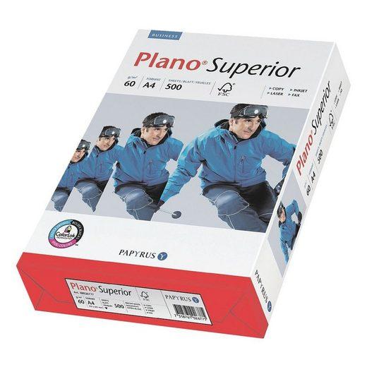 PLANO Druckerpapier »Superior«, Format DIN A4, 60 g/m²