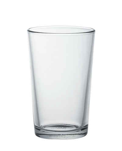 Duralex Tumbler-Glas »Unie«, Glas, Trinkglas Wasserglas Saftglas 200ml Glas transparent 6 Stück