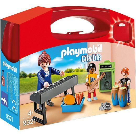 Playmobil® Spielfigur »PLAYMOBIL® 9321 Musikunterricht«