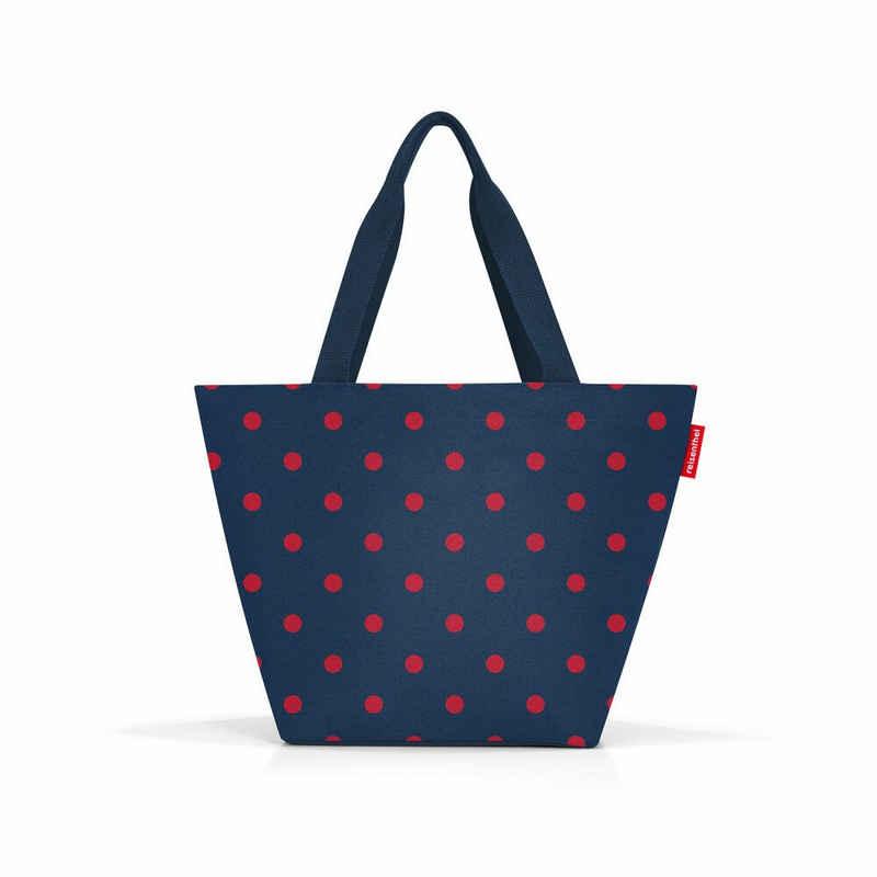 REISENTHEL® Shopper »M Mixed Dots Red 15 L«