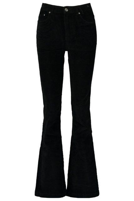 Hosen - America Today 5 Pocket Hose »Peggy« › schwarz  - Onlineshop OTTO