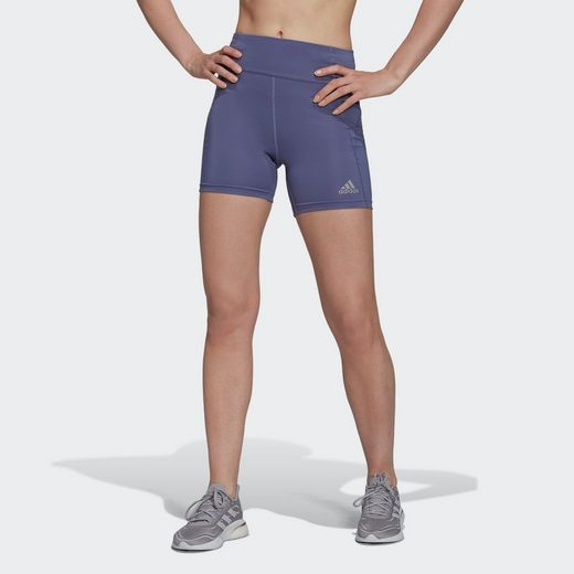 adidas Performance Funktionstights »Own The Run Running kurze Tight«