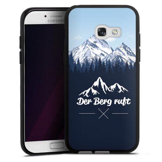 DeinDesign Handyhülle »Winterparadies« Samsung Galaxy A3 (2017), Hülle Wanderlust Berg Himmel