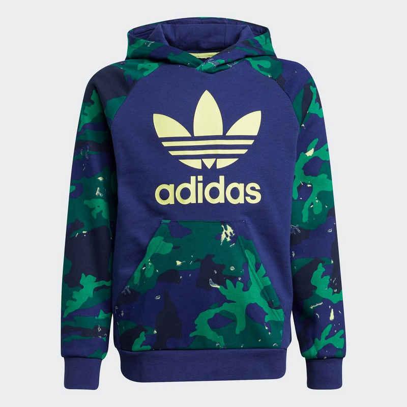adidas Originals Sweatshirt »ALL OVER PRINT ORIGINALS JUNIOR REGULAR«