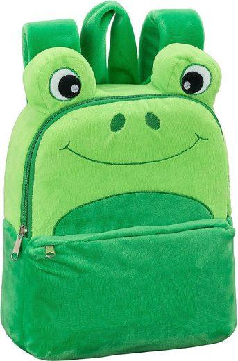 safta Kindergartentasche »EXKLUSIV Safta Kinderrucksack Frosch«