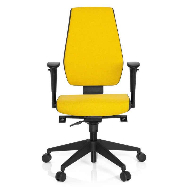 hjh OFFICE Drehstuhl »Profi Bürostuhl PRO-TEC 500 Stoff«