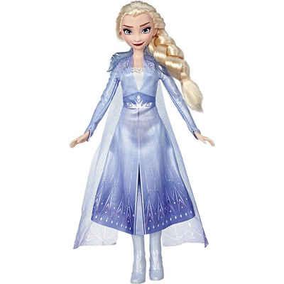 Hasbro Anziehpuppe »Disney Die Eiskönigin 2 Elsa Puppe«