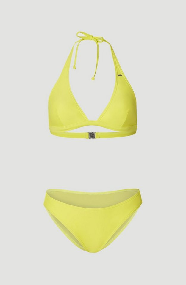 Bademode - O'Neill Triangel Bikini »Maria Cruz« › gelb  - Onlineshop OTTO