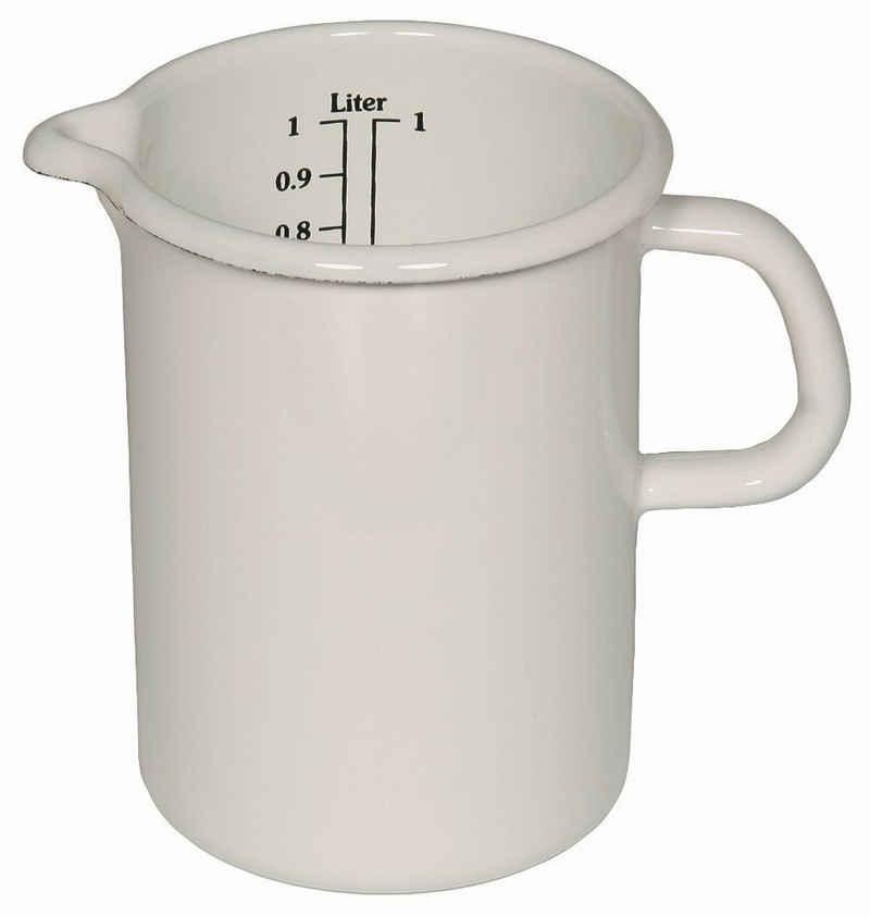 Riess Messbecher »Riess Küchenmaß 16cm 3 Liter«, emaille