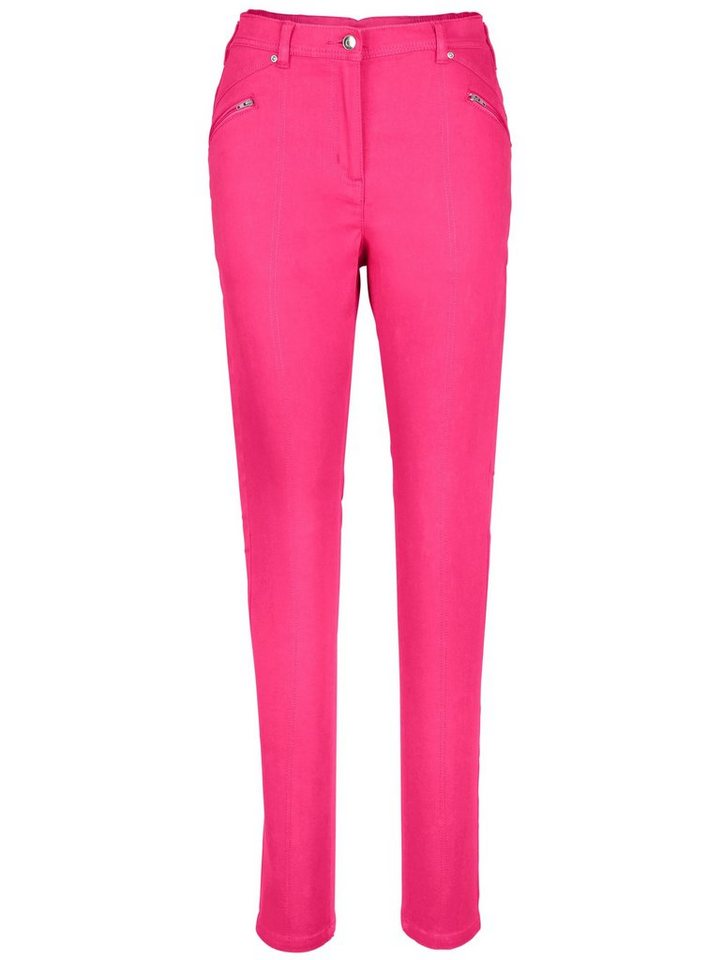 MIAMODA Hose in pink