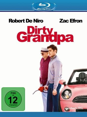 Blu-ray »Dirty Grandpa«