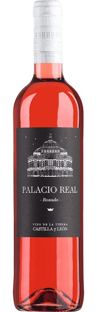 Roséwein aus Spanien, 13,0 Vol.-%, 75,00 cl »2015 Palacio Real Rosado«