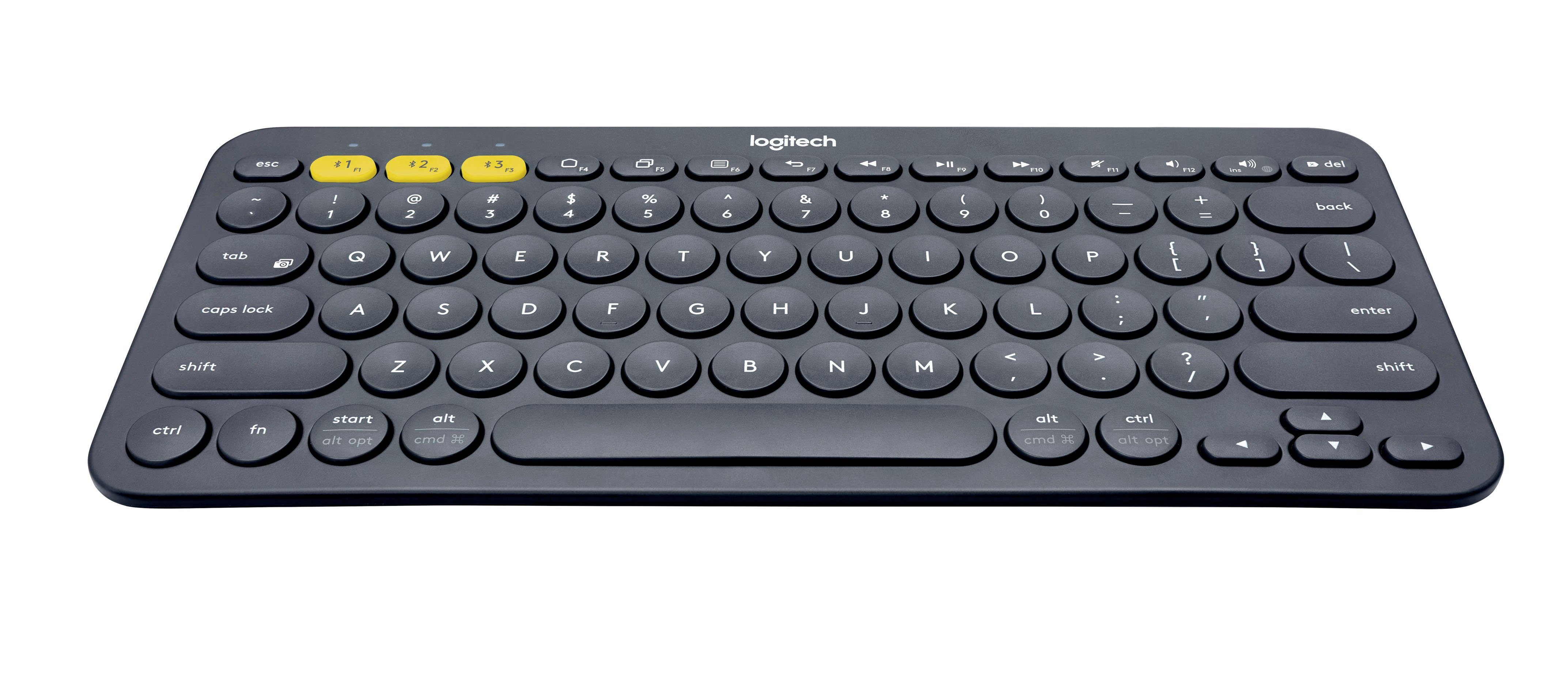 Logitech Tastatur »Logitech K380 Multi-Device Bluetooth Keyboard«