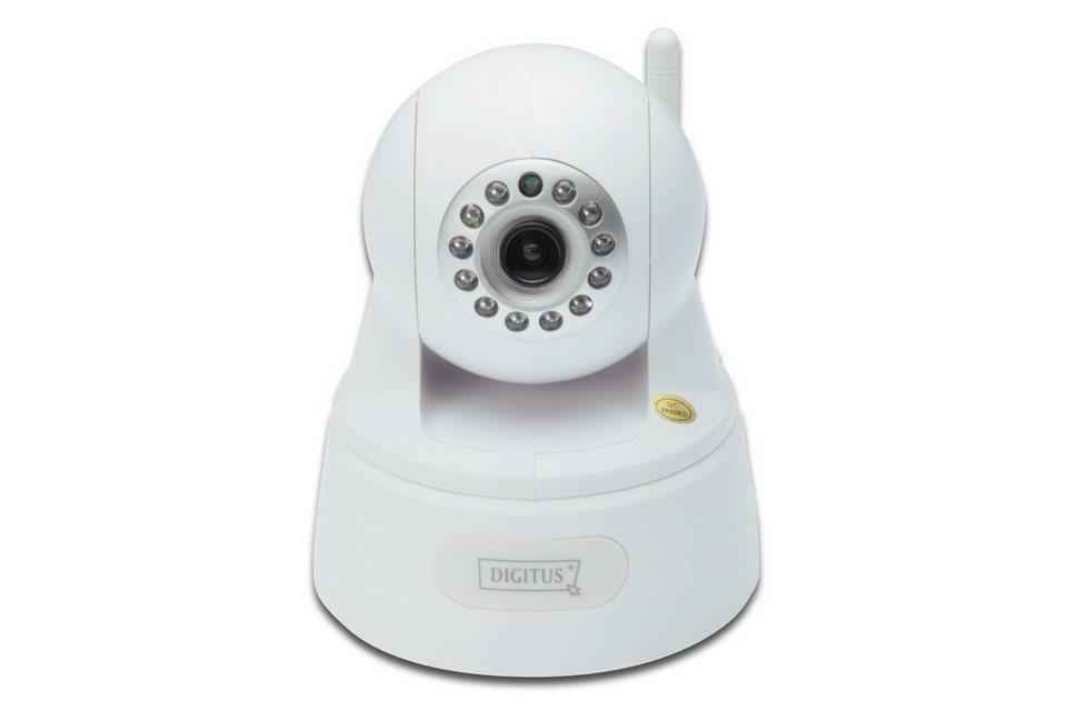 Digitus Überwachungskamera »Plug&View OptiPan«