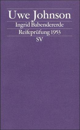 Broschiertes Buch »Ingrid Babendererde«