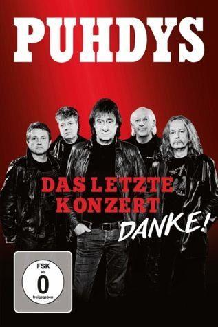 DVD »Puhdys: Das Letzte Konzert«