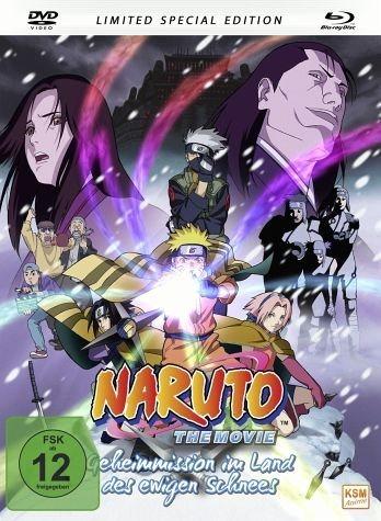 Blu-ray »Naruto: The Movie - Geheimmission im Land des...«
