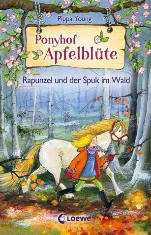 Gebundenes Buch »Rapunzel und der Spuk im Wald / Ponyhof...«