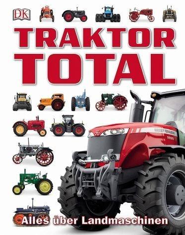 Gebundenes Buch »Traktor Total«