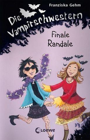 Gebundenes Buch »Finale Randale / Die Vampirschwestern Bd.13«