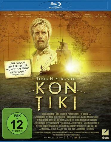 Blu-ray »Kon-Tiki«