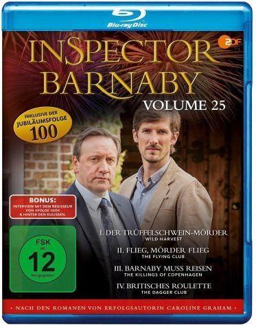 Blu-ray »Inspector Barnaby, Vol. 25 (2 Discs)«