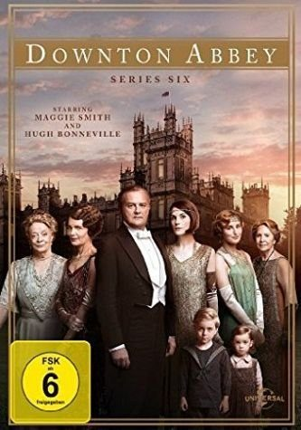 DVD »Downton Abbey Season 6 (DVD)«