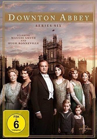 DVD »Downton Abbey Season 6 (DVD)«