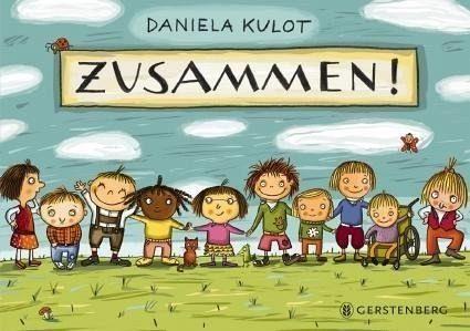 Buch mit Papp-Einband »Zusammen!«